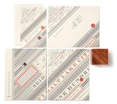 Arlo Vance and Kevin Cantrell: AIGA 100 Collateral