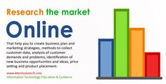 Follow the tips, tools and methods to conduct market research on the internet. The goal of this article to help you to create business plan and marketing strategies, methods to collect customer data, analysis of customer demands and problems, identification of new business opportunities and ideas, price setting and product placement. Below online market research …
