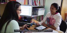 Una aplicación para estudiantes con problemas auditivos http://j.mp/1fHr9Eb |  #Aplicación, #Audición, #Educación, #IntegradS, #Salud, #Tecnología