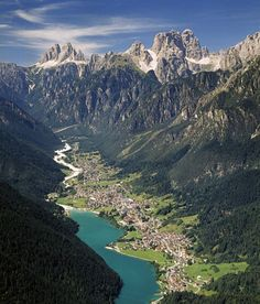 Auronzo di Cadore - Dolomites (Valentino Pais) #auronzomisurina #holidays #dolomites