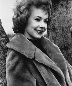 Piper Laurie in The Hustler