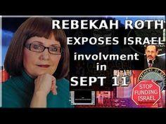 Rebekah Roth exposes israeli involvement in Sept 11 attacks