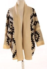 This looks like the coziest and most perfect fall sweater to me!