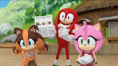 Sonic Boom season 2 debut trailer #BOOMTIME