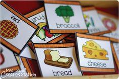 Thanksgiving Turkey Interactive Poem - Mrs. Jones Creation Station