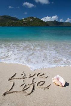 ...live underwater life..