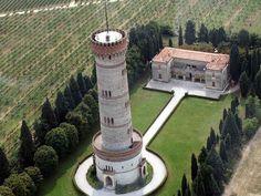 Lago di Garda | La torre di San Martino della Battaglia #GardaConcierge