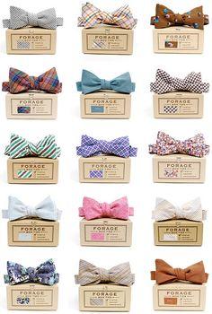 bow ties.