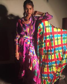 Isolda London Resort 2015, Hot Pink, Cool Outfits, Kimono Top, Cover Up, Tops, Dresses, Women, Fashion