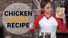 Healthy Chicken Curry Recipe : Agent Alex