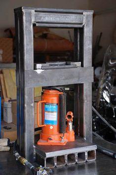 hydraulic forging press - Google Search
