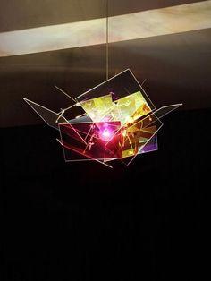 Органическое стекло в дизайне