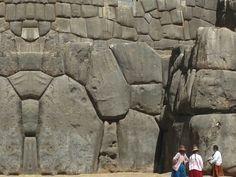 Exquisite masonry Peru
