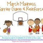 Free! March Madness Barrier Game and Reinforcer