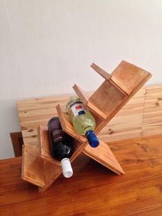 Portabottiglie, in vino veritas, solo il meglio, WOOD G.T.