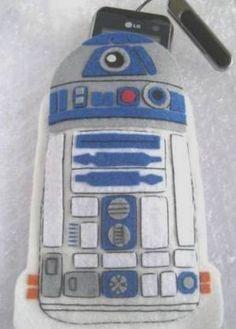 R2D2 Felt Phone Case