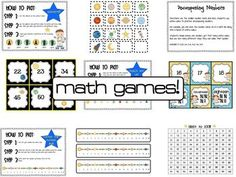 Earth and Space! --Math games