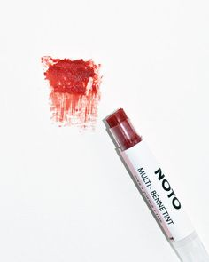 Noto Botanics Multi-Benne Tinted Stick for Cheeks & Lips