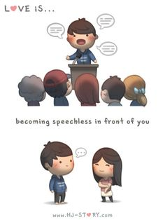 """Check out the comic """"HJ-Story :: Love is... speechless"""" http://tapastic.com/episode/8150"""