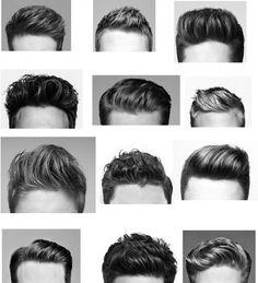La presión para ser guapo, pero ¡no te preocupes! Unos estilos de peinados para hombre sin problemas. Consulta unos estilos nuevos para estar a la última moda :)
