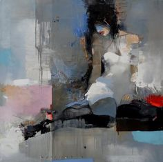 Abstract Paintings by Viktor Sheleg