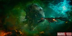 GUARDIANS OF THE GALAXY - 7 Images Released by Marvel — GeekTyrant