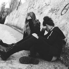 Grunge, black, and girl image Francoise Gilot, Tumblr Feed, Grunge Photography, Photography Aesthetic, Tumblr Photography Hipster, Girl Photography, Story Instagram, Grunge Girl, Soft Grunge Style