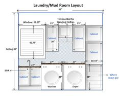 small laundry room | Laundry Room Layout for the Workspace
