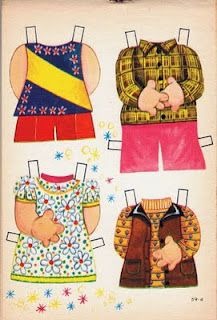 Bettis' Clothes