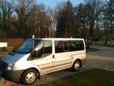 Mit dem Camping-Bus zum Kunden-Workshop, wer braucht da schon ein Hotel?