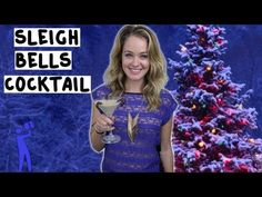 ▶ How to make the Sleigh Bells Cocktail - Tipsy Bartender - YouTube
