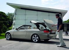 2007 BMW 3-Series Convertible - Top Speed: My Current Car