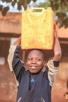 JACEK PAWLICKI PICTURES: Uganda, Jinja, February 2014