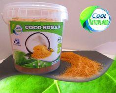 Bio Kokosblütenzucker 2 x 1 kg = 2 kg Gesunde Köstlichkeit mit Karamellgeschmack