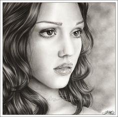 100+ Sketch Portraits of your Fav Celebs