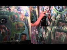 Greef - Studio Painting - YouTube