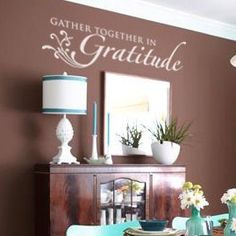 Gather Together In Gratitude-