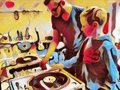 DJ School 38 by Pino Saluci #djschool38 #pinosaluci #dj #braunschweig #djschule #djschulebraunschweig #djworkshop #djkurs #vinyl #turntable
