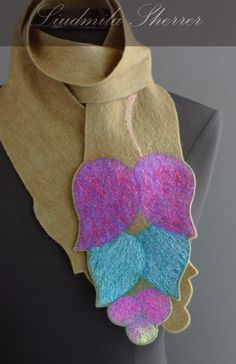 gallery - wearable art felt