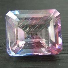 7-68-Ct-Fantastic-Gem-Mystic-Bi-Color-Octagon-Topaz
