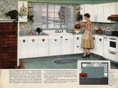 Guide to a better kitchen by American-Standard (1955) | Flickr - Photo Sharing!