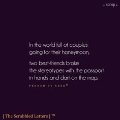 The Scribbled Stories.not two best friends . Two siblings . thats the perfect word . Bestfriend Quotes For Girls, Besties Quotes, Girl Quotes, Love Quotes, Funny Quotes, Best Friend Quotes For Guys, Bffs, Qoutes, Boy And Girl Best Friends