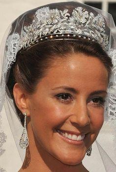 Tiara Mania: Princess Dagmar of Denmark's Diamond Floral Tiara