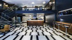 Curzon Victoria by Afroditi Krassa - News - Frameweb #design #interiordesign #interiors