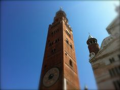 Tower of Cremona (Italy)