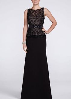 Davids Bridal MOB dress $169