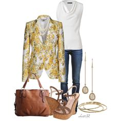 """""""Style the Blazer"""" by christa72 on Polyvore"""