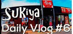 Daily Vlog #6 – Sukiya, Joshin, Shopping e loja Village Vanguard Japão