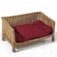 Aumüller, wiklinowa sofa dla psa | tanio w zooplus
