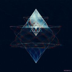 Geometry is the Formal Structure of Thought. The Spirit of Geometry is the Structure of Light. The Soul of Geometry is the Structure of Space. The Structure of Space is PURE FORM. ~ Irene Rice Pere...